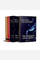 The Harrogate Crime Series: Books 1 – 3 Kindle Edition