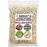 Hathmic 3 Kg Gluten Free Rolled Oats Super Saver Pack
