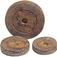 Pastillas / Tacos de Turba Prensada para cultivo Jiffy 7 - 41mm (100x)