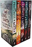 The Long Earth 5 Books Collection Box Set by Terry Pratchett & Stephen Baxter (The long earth, The long war, The long…