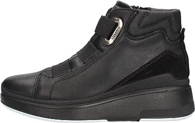Igi &Co 4141811 Sneaker Nera da Donna