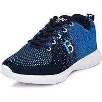 Bourge Boy's Orange-03 Running Shoes