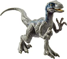 Jurassic World FPF12 Attack Pack Velociraptor, Blue