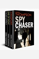 SPY CHASER three gripping espionage thrillers Kindle Edition