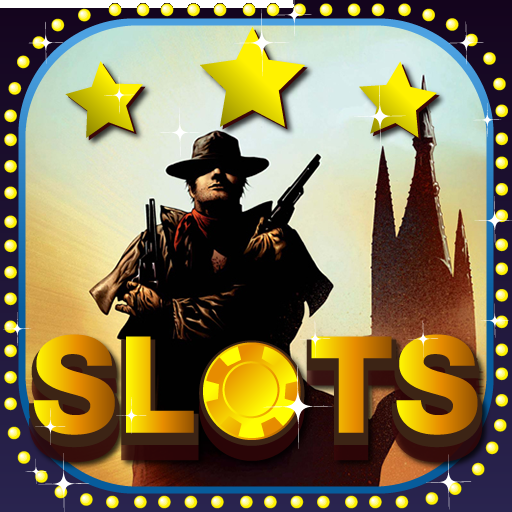 Fun Slots : Gunslinger Pkr Edition - New For 2015! (No Internet Needed) -