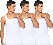Hanes White 3-Pack A-Tank
