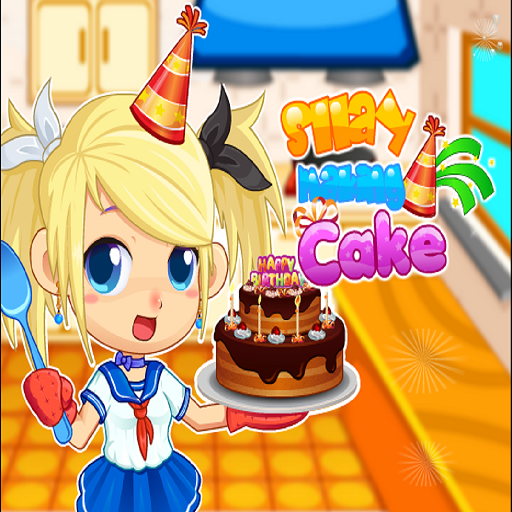 (Sllay Making Cake)