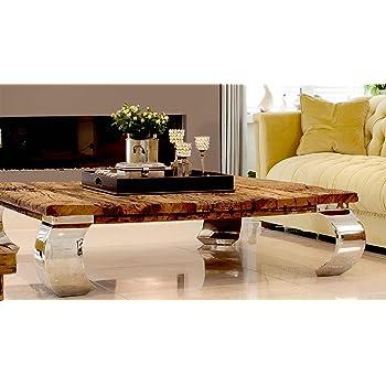 Wohnzimmertisch Couchtisch Tisch Schwemmholz Treibholz Möbel Maison