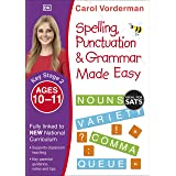 Spelling, Punctuation & Grammar Made Easy, Ages 10-11 (Key Stage 2): Supports the National Curriculum, English Exercise Book