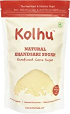 Kolhu Natural Khandsari Sugar 500g