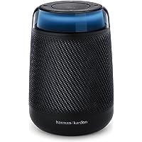 Harman KardonAllure Portable Wireless Speaker with Alexa Voice Control (Black)