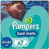 Pampers - Bed Mats - Alèses Protège Lit - Lot de 3 (x 21 Alèses)