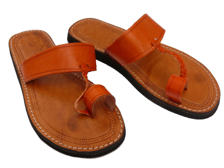 Orientalische Leder Schuhe Orient Sandalen - Damen: Amazon.de ...
