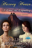 A love So Legendary with Special Introduction Edition (Harvey House Series Book 1) (English Edition)