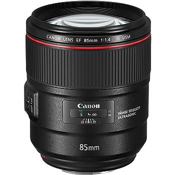 Canon EF 85 mm F/1.4L IS USM Lens - Black