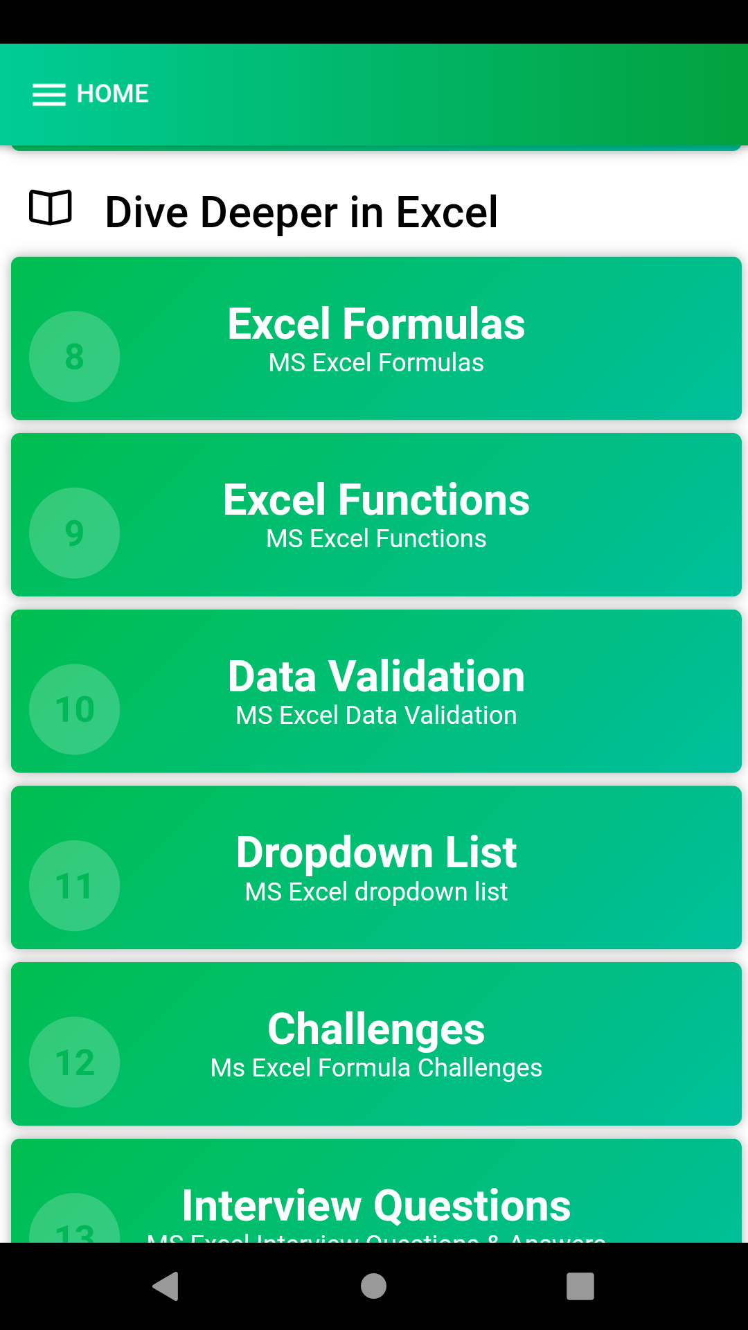 Guide for MS Excel, Ms Excel Formulas and Functions Amazon.de ...