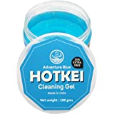 Multipurpose Aqua scented Magical Universal Dust Cleaning Slime Gel for Cleaning Keyboard Laptops Car Interior Accessories Cl