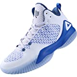 PEAK High Top Mens Basketball Shoes Lou Williams Streetball Master Breathable Non Slip Outdoor Sneakers Cushioning Workout Sh