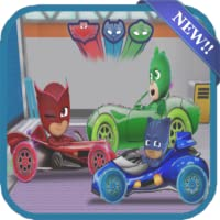 Mini 3 PJ Mask Racing Battle Zombis