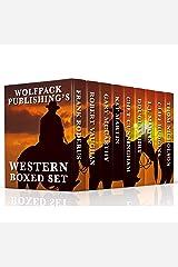 Wolfpack Publishing's Western Boxed Set Kindle Edition