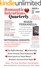 Romantic Intentions Quarterly -- Issue 2, July 2018 (English Edition)