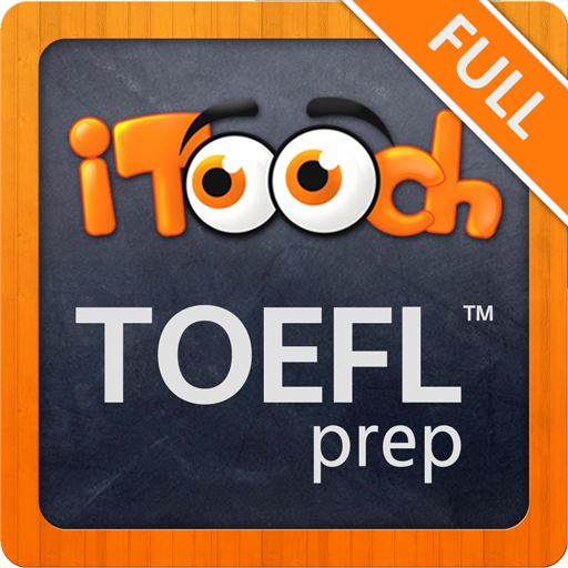 iTooch TOEFL™ Prep FULL