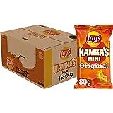 Lay's Hamka's Mini Chips, Doos 15 stuks x 80 g