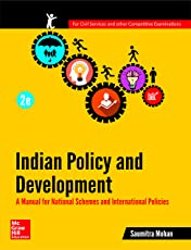 Indian Policy and Development: A Manual for National Schemes and International Policies
