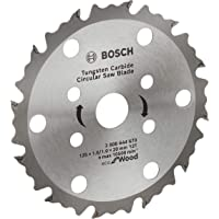 Bosch coolteQ Circular Saw Blade 5''-12T - Eco for Wood - 125 x 1.6/1.0 x 20mm - Tungsten Carbide
