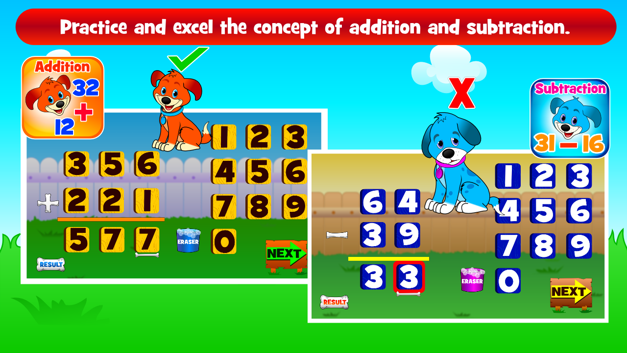Kids Math Practice Grade 3,4,5: Amazon.co.uk: Appstore for Android
