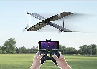 Parrot Minidrone Swing + Flypad schwarz