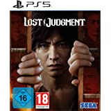 Lost Judgment (PlayStation PS5)