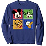 Disney Mickey and Friends Laughing Panels Sudadera
