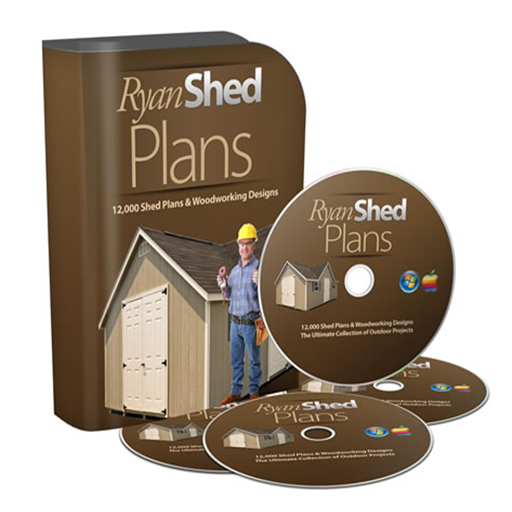 Storage Shed Kit (10 X 12 Storage Shed Project Plans)