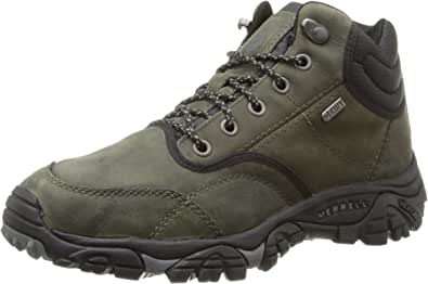 Merrell Men's Moab Rover Mid Waterproof High Rise Hiking Boots