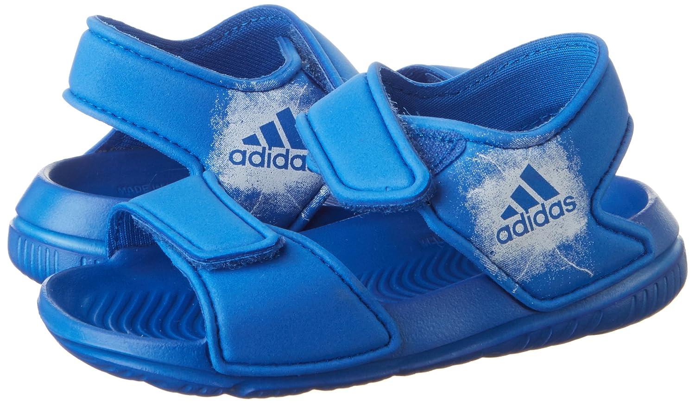 adidas Baby Jungen Altaswim Badeschuhe, Blau (Blue/Ftwr White/Ftwr White), 20 EU (4 UK) - 5