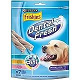 Friskies - Dental fresh Alimento Completo para Perros Medianos Y grandes, 180 g