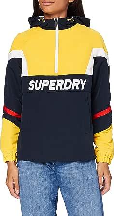 Superdry Women's Colour Block Overhead Jacket