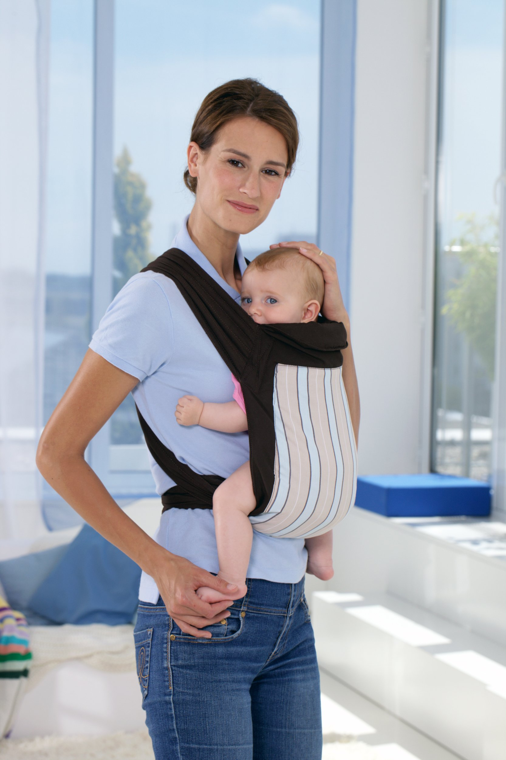Amazonas Mei Tai Asian Traditional Baby Carrier  Available in 2 designs Carrier can be reversed Easy to put on 6