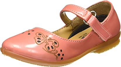 Footfun (from Liberty) Girl's Clare Ballet Flats