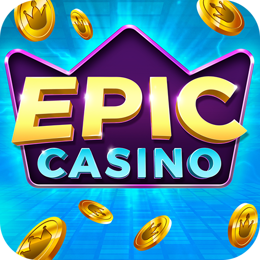Epic Casino - Vegas Slots + Scratchers -