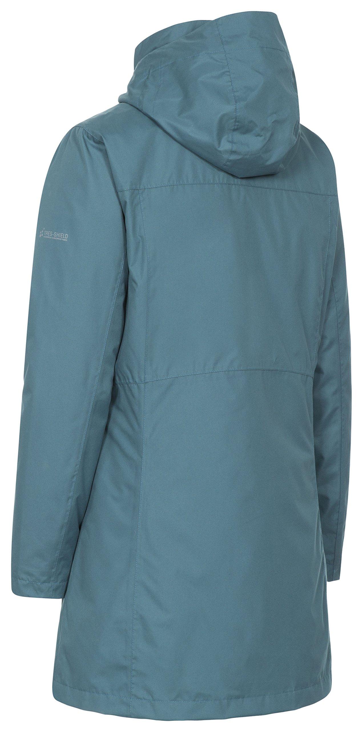 Trespass Alissa II Womens Waterproof 3 in 1 Jacket with Hood 2