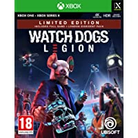 Watch Dogs Legion Limited Edition (Exclusive to…