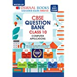 Oswaal CBSE Question Bank Class 10, Computer Applications (For 2021 Exam)