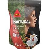Delta - Café torréfié moulu de PORTUGAL pour machine à espresso ou sac 250g