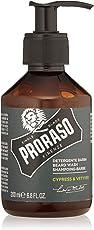 PRORASO Bart Shampoo Cypress Vetyver, 200 ml