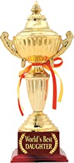 Best Daughter Gift : Trophy : Award by AARK India (PC 00460)