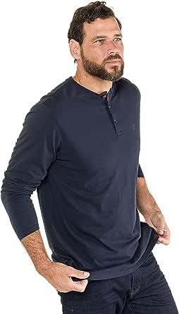 JP 1880 Men's Henley Shirt