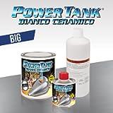 Power Tank BIANCO CERAMICO trattamento ripara, rigenera e protegge serbatoi - KIT BIG - 1,3 kg