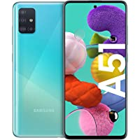 Samsung Galaxy A51 Android Smartphone ohne Vertrag, 4 Kameras, 6,5 Zoll Super AMOLED Display, 128 GB/4 GB RAM, Dual SIM…